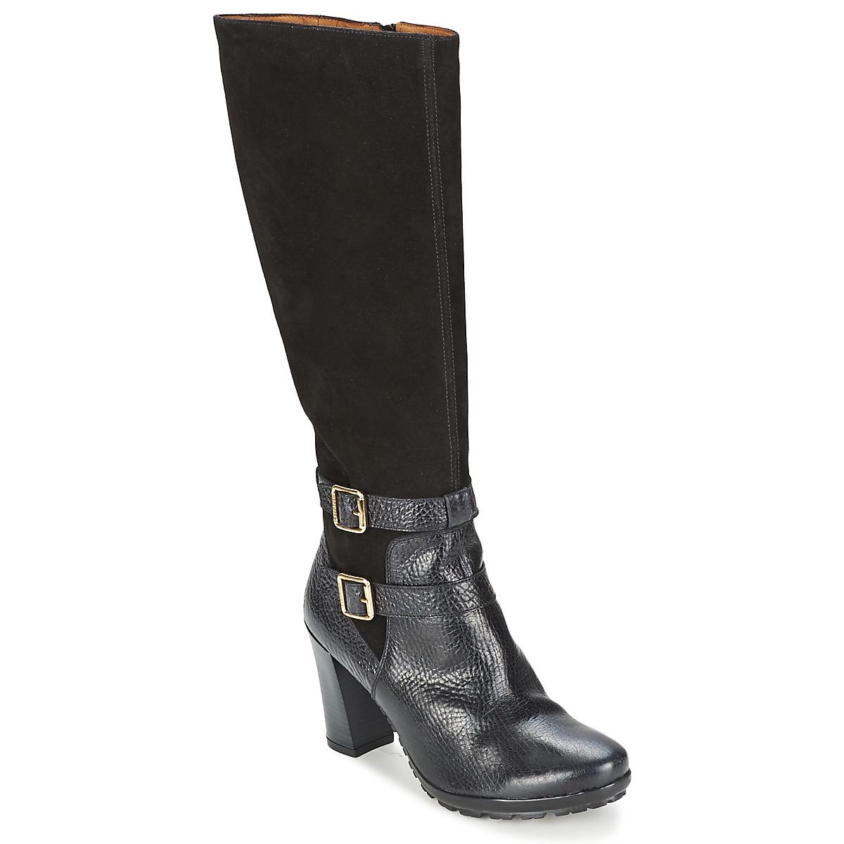 Hispanitas ARIZONA Schwarz - Kostenloser Versand bei Spartoode ! - Schuhe Klassische Stiefel Damen 102,50 €