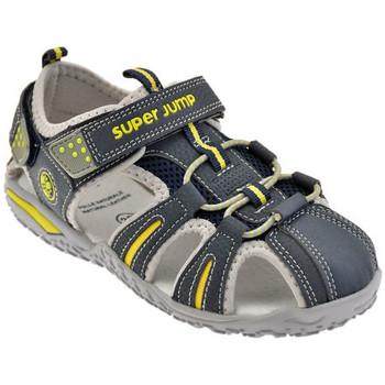 Schuhe Jungen Sportliche Sandalen Super Jump 2450Klettsandale