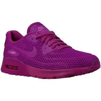 Schuhe Damen Sneaker Low Nike W Air Max 90 Ultra BR Violett