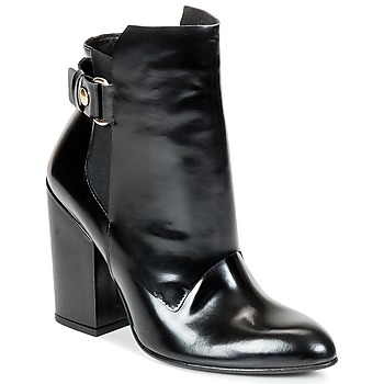 Schuhe Damen Ankle Boots Paul & Joe MARCELA Schwarz