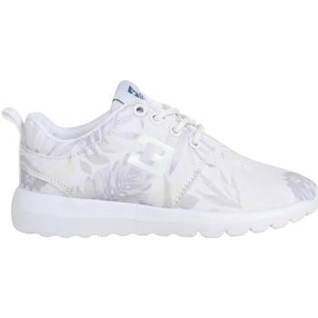 Schuhe Herren Sneaker Low Bass3d 42043 Blanco