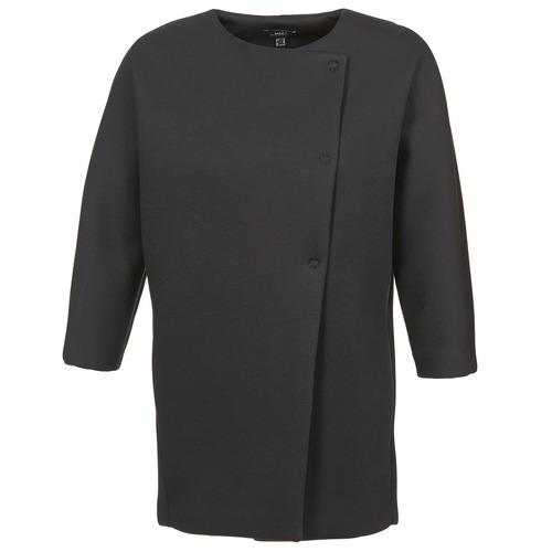 Kleidung Damen Mäntel Mexx 6BHTJ003 Schwarz