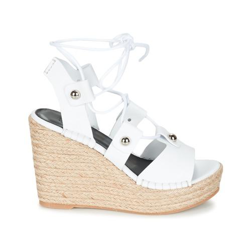 Sonia Sonia Sonia Rykiel 622908 Weiss  Schuhe Sandalen / Sandaletten Damen 231,20 5de43e