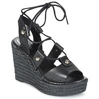 Schuhe Damen Sandalen / Sandaletten Sonia Rykiel 622908 Schwarz