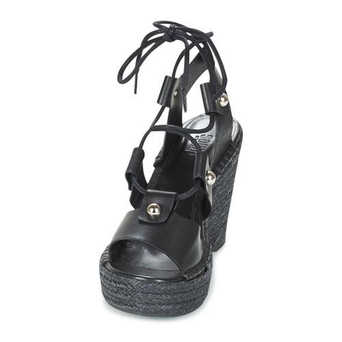 Sonia Rykiel 622908 Schwarz Schwarz 622908 Schuhe Sandalen / Sandaletten Damen 144,50 072380