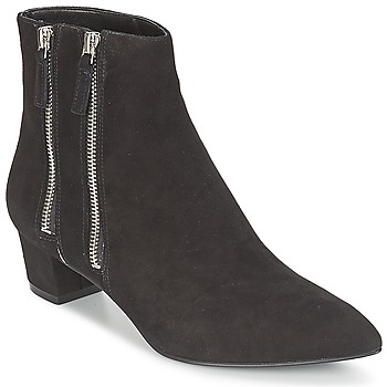 Schuhe Damen Low Boots Nine West TUNIC Schwarz