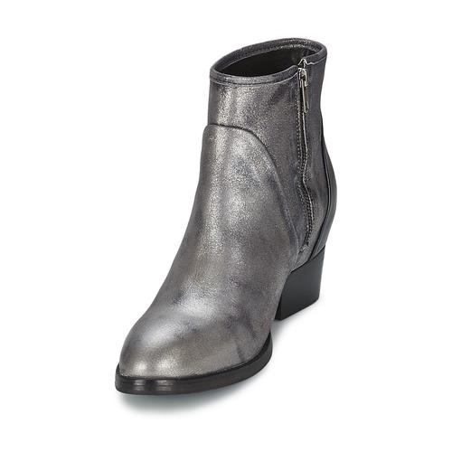 Catarina  Martins METAL DAVE Silbern  Catarina Schuhe Low Boots Damen 94 a674c1