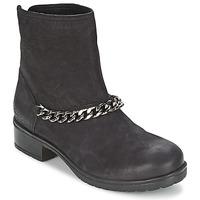 Schuhe Damen Boots Redskins LEPICA Schwarz
