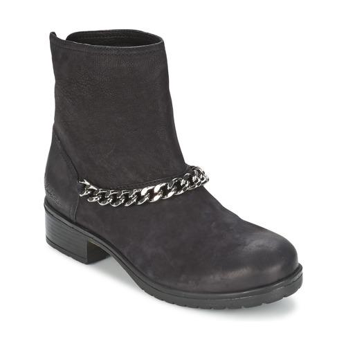 Redskins LEPICA Schwarz Schuhe Boots Damen 65