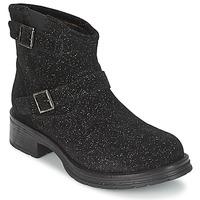 Schuhe Damen Boots Redskins YALO Schwarz
