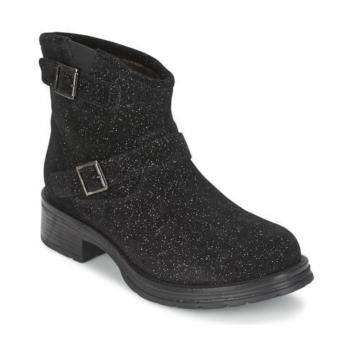 Redskins YALO Schwarz  Schuhe Boots Damen 92
