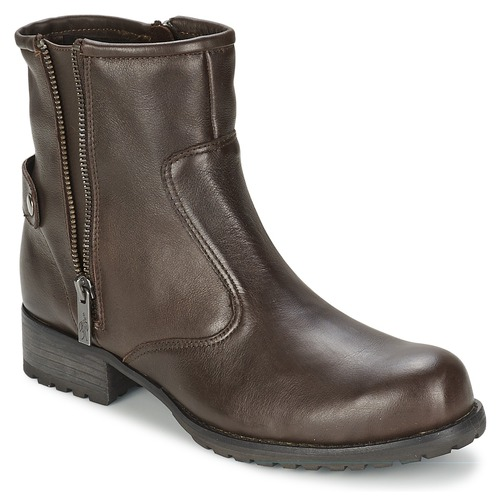 One Step IAGO Schokobraun  Schuhe Boots Damen 127,20