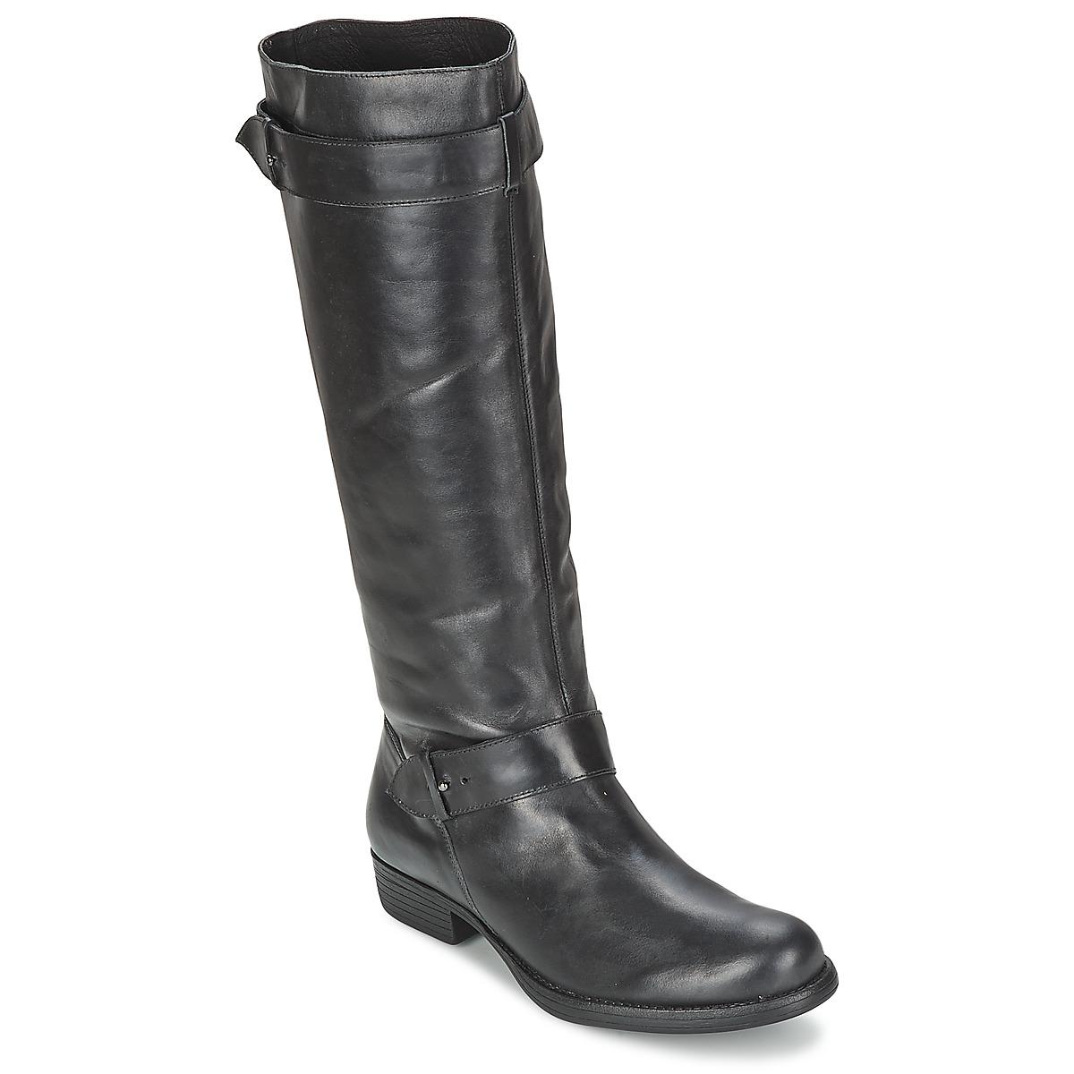 One Step IANNI Schwarz - Kostenloser Versand bei Spartoode ! - Schuhe Klassische Stiefel Damen 100,00 €