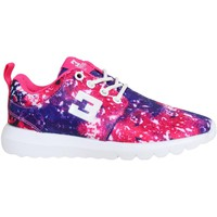 Schuhe Damen Sneaker Low Bass3d 42043 Rosa