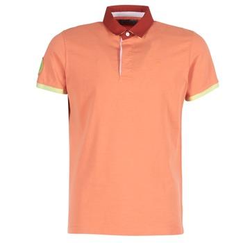Kleidung Herren Polohemden Serge Blanco PRC1256 Korallenrot
