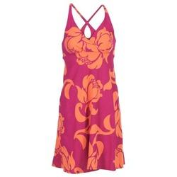 Kleidung Damen Kurze Kleider Patagonia AMBER Rose / Korallenrot