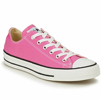 Schuhe Damen Sneaker Low Converse All Star OX Rose