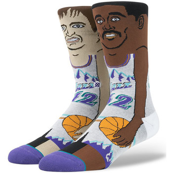 Socken & Strümpfe Stance NBA Legends  J. Stockton / K. Malone