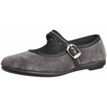 Schuhe Damen Ballerinas Vulladi 34614 Grau