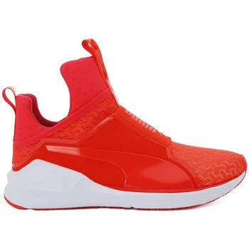 Schuhe Damen Sneaker High Puma FIERCE ENG MESH     73,8