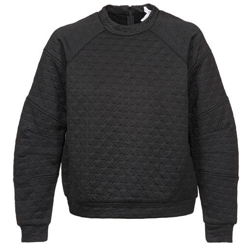 Kleidung Damen Sweatshirts BCBGeneration AINA Schwarz