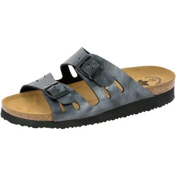 Schuhe Damen Pantoffel Lico BIOLINE LADY schwarz