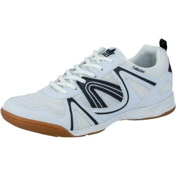 Schuhe Herren Indoorschuhe Lico Fit Indoor weiß