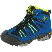 Schuhe Jungen Wanderschuhe Brütting Ohio high blau