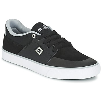 Schuhe Herren Sneaker Low DC Shoes WES KREMER M SHOE XKSW Schwarz / Grau / Weiss