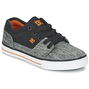 Schuhe Jungen Sneaker Low DC Shoes TONIK TX SE B SHOE BGY Schwarz / Grau