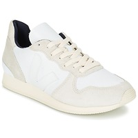Schuhe Damen Sneaker Low Veja HOLIDAY LOW TOP Weiss / Beige