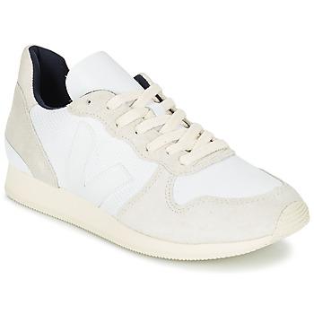 Schuhe Damen Sneaker Low Veja HOLIDAY LOW TOP Weiss / Beige
