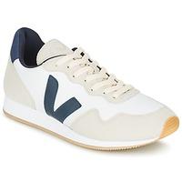 Schuhe Sneaker Low Veja SDU Weiss / Blau / Beige