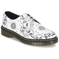 Schuhe Derby-Schuhe Dr Martens 1461 Weiss / Schwarz