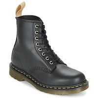 Schuhe Boots Dr Martens VEGAN 1460 Schwarz