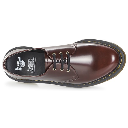 Dr Martens VEGAN 1461 Rot / Kirsche  Schuhe Derby-Schuhe Damen 149