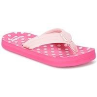 Schuhe Mädchen Zehensandalen Reef LITTLE AHI Rose