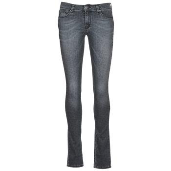 Kleidung Damen Slim Fit Jeans Cimarron LANA Grau