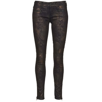 Kleidung Damen Slim Fit Jeans Cimarron SOHO Schwarz