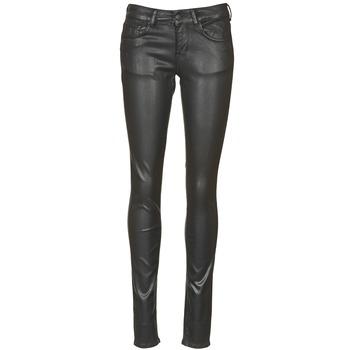Kleidung Damen Slim Fit Jeans Cimarron ROSIE JEATHER Schwarz