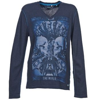 Kleidung Herren Pullover Le Temps des Cerises BREG Blau