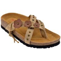 Schuhe Damen Zehensandalen Lumberjack Oasianatomico flip flop zehentrenner