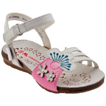 Schuhe Mädchen Sandalen / Sandaletten Lumberjack Fixie Kids sandale