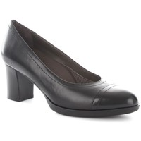Schuhe Damen Pumps Melluso X5601 Pumps Frau Black Black