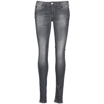 Jeans Le Temps des Cerises POWER Grau 350x350