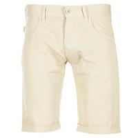 Kleidung Herren Shorts / Bermudas Armani jeans OFAGORA Beige