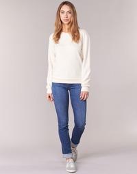 Kleidung Damen Straight Leg Jeans Armani jeans HOUKITI Blau