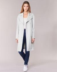 Kleidung Damen Trenchcoats Armani jeans HAVANOMA Weiss