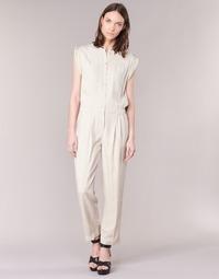 Kleidung Damen Overalls / Latzhosen Armani jeans FOFFIA Beige
