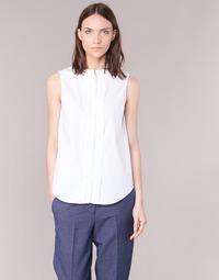 Kleidung Damen Hemden Armani jeans GIKALO Weiss